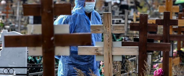 Rosja. Dramatyczna sytuacja epidemiczna. Najwięcej zgonów od początku pandemii