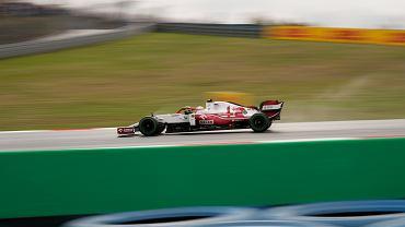 Antonio Giovinazzi odejdzie z F1? 'Nie mogę nic zrobić'