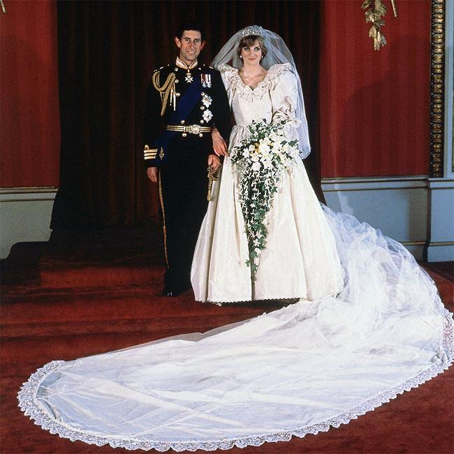 Ślub stulecia - księżna Diana i książę Karol
