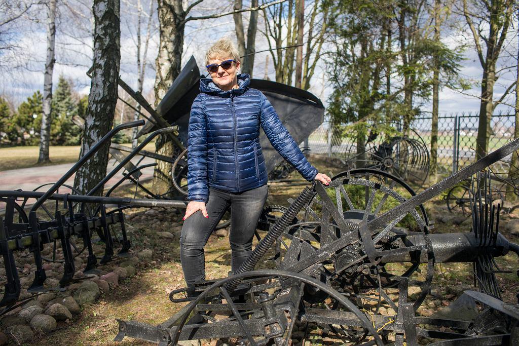 BożenaSierańska, ambasadorka akcji #Kobietynaroli