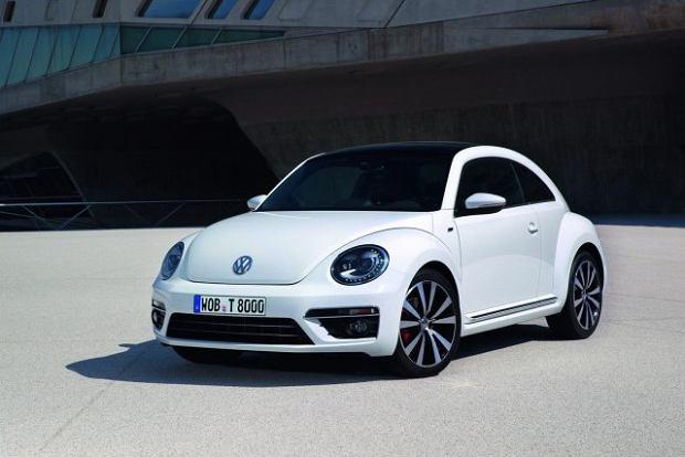 Volkswagen Beetle z pakietem R-Line