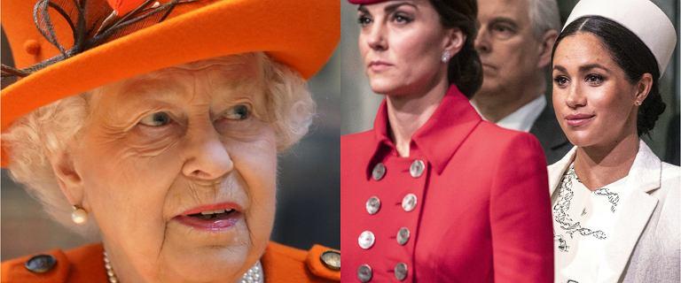 Królowa Elżbieta II nie lubi Meghan? Przeanalizowano jej zachowanie