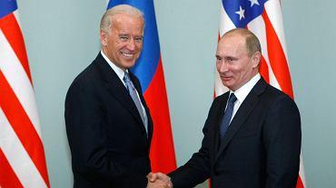 Joe Biden, Władimir Putin w 2011 r.