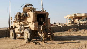 Wojsko amerykańskie w Iraku