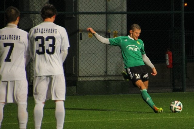 PGE GKS Bełchatów - FK Rad Belgrad