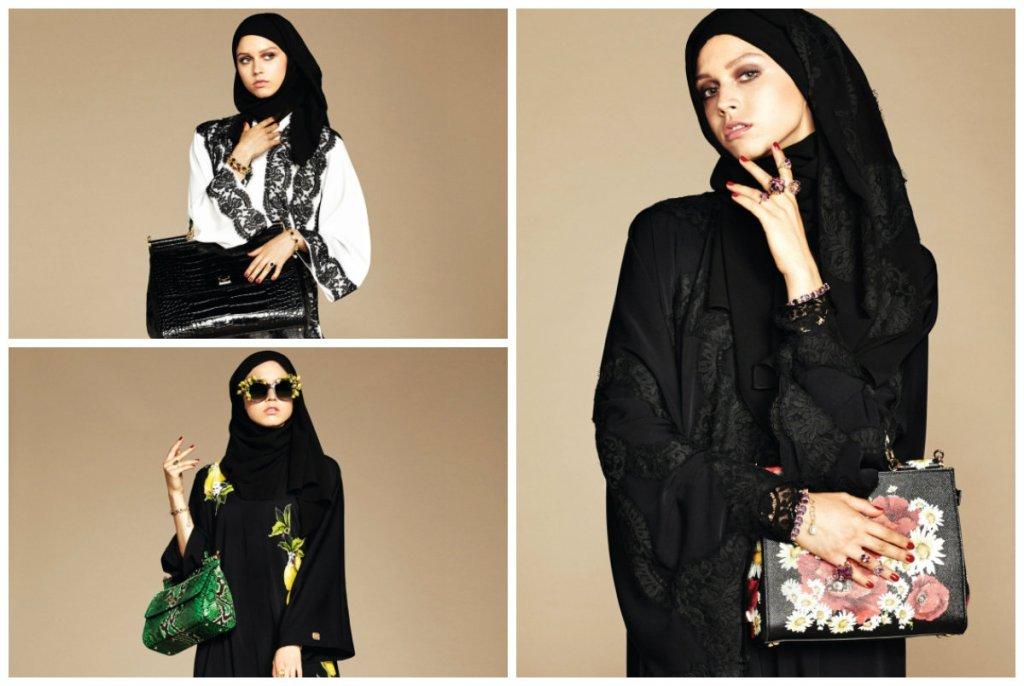 Pierwsza kolekcja hidżabów od Dolce & Gabbana