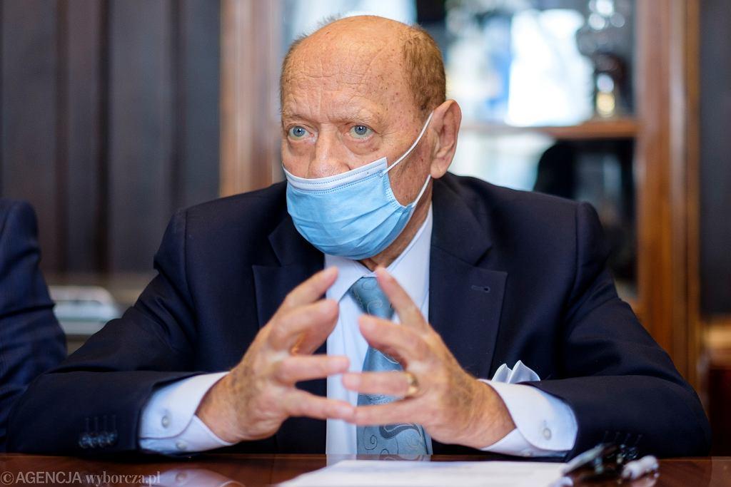 Rzeszów. Tadeusz Ferenc rezygnuje ze stanowiska prezydenta, wskazał potencjalnego następcę