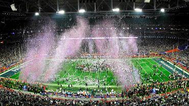 Stadion w Glendale po końcu Super Bowl