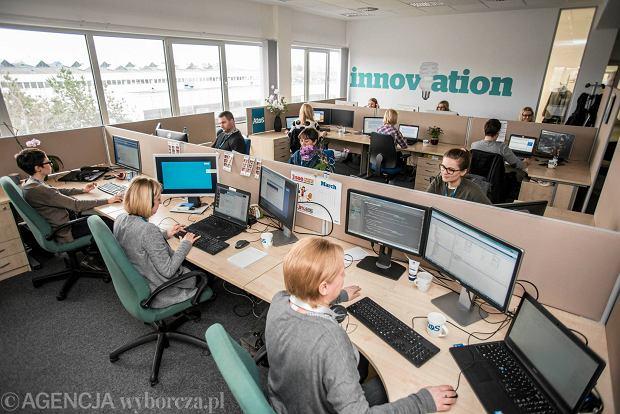 Biuro firmy Atos