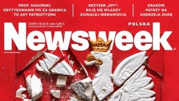 """Okładka """"Newsweeka"""""""