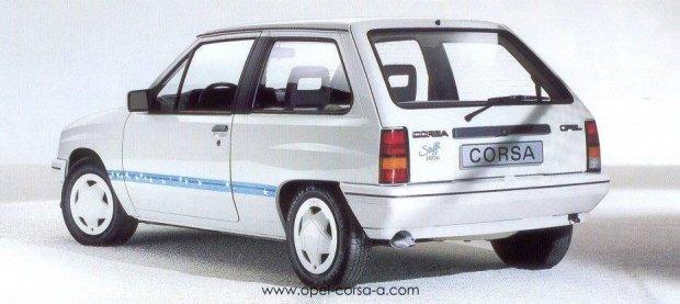Opel Corsa A Steffi Special