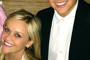 Reese Witherspoon z synem Deaconem