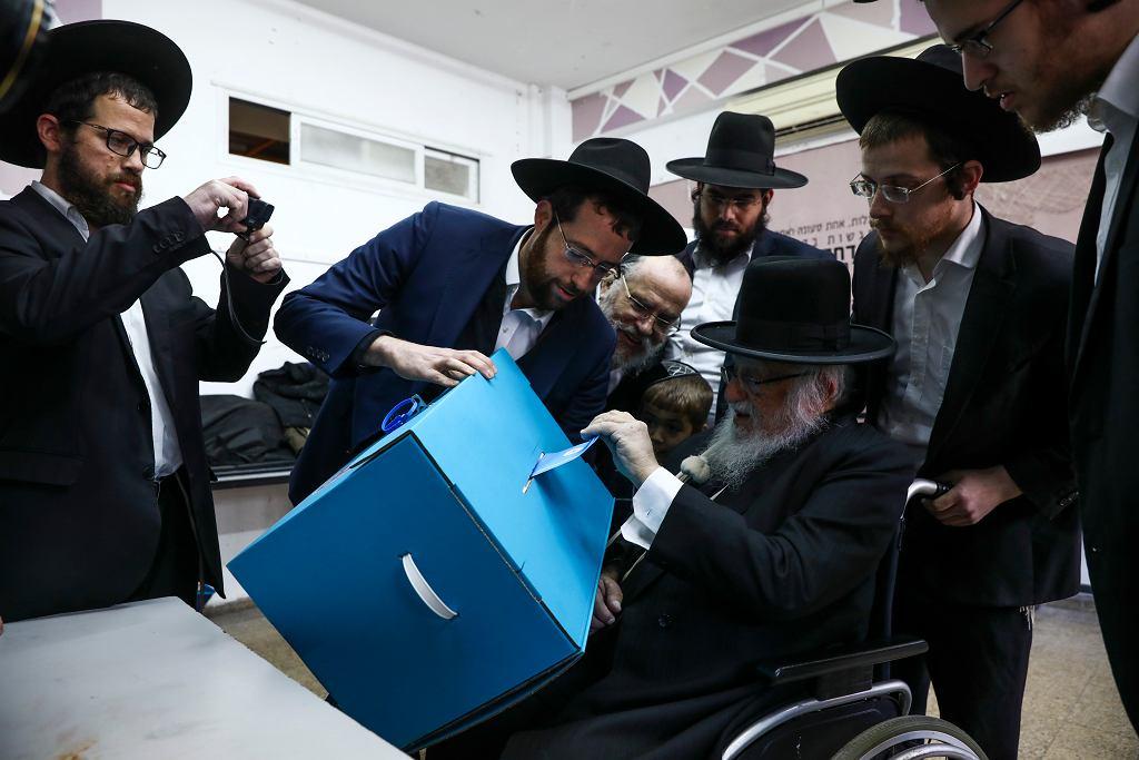 Wybory parlamentarne w Izraelu, 2 marca 2020.