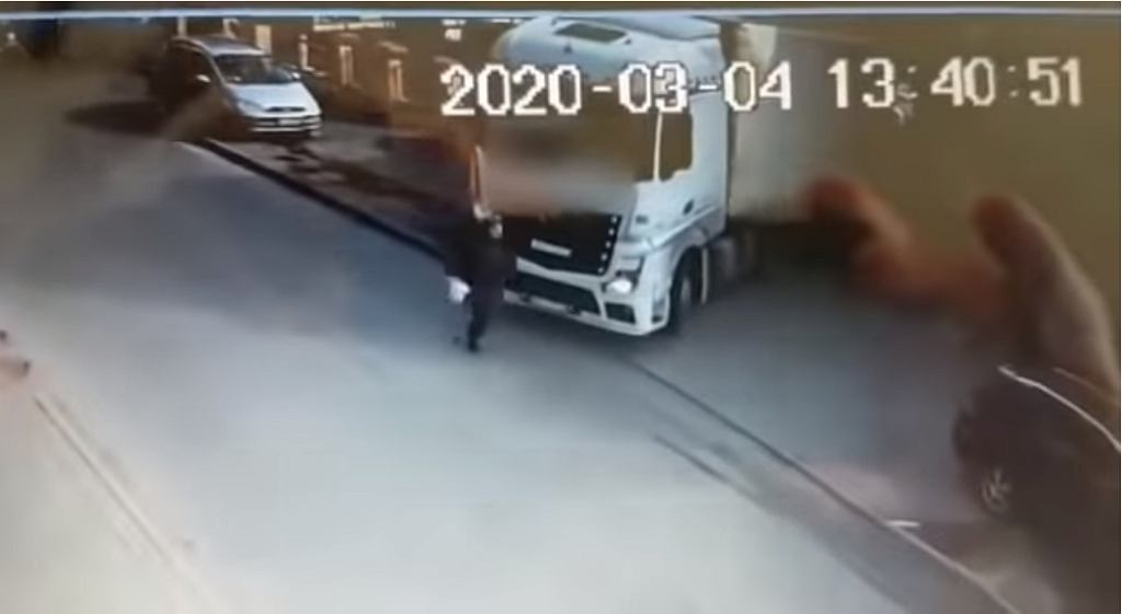 Toruń wypadek