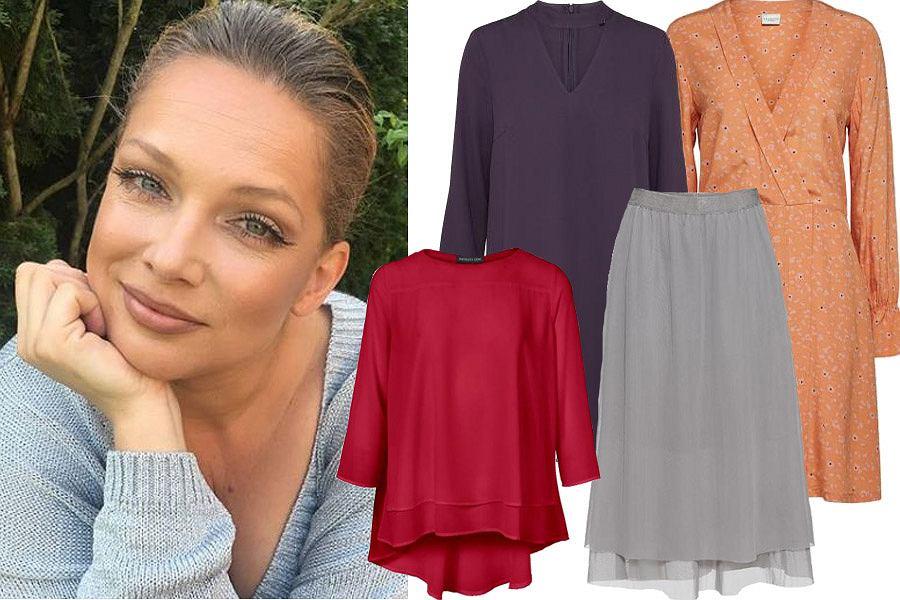 e3b6f9e0 Ubrania dla puszystych, eleganckich kobiet. Bluzki, spódnice i ...