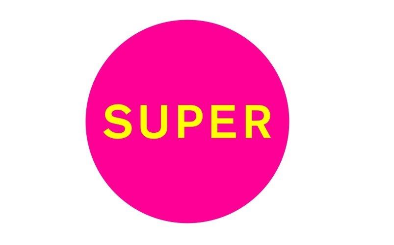 Okładka płyty zespołu Pet Shop Boys