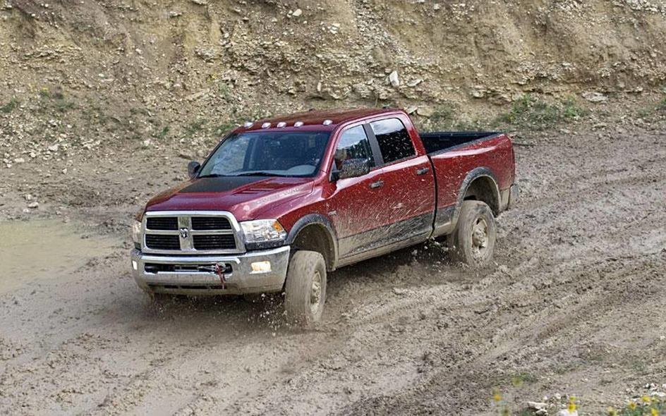 Dodge RAM to idealne auto na apokalipsę