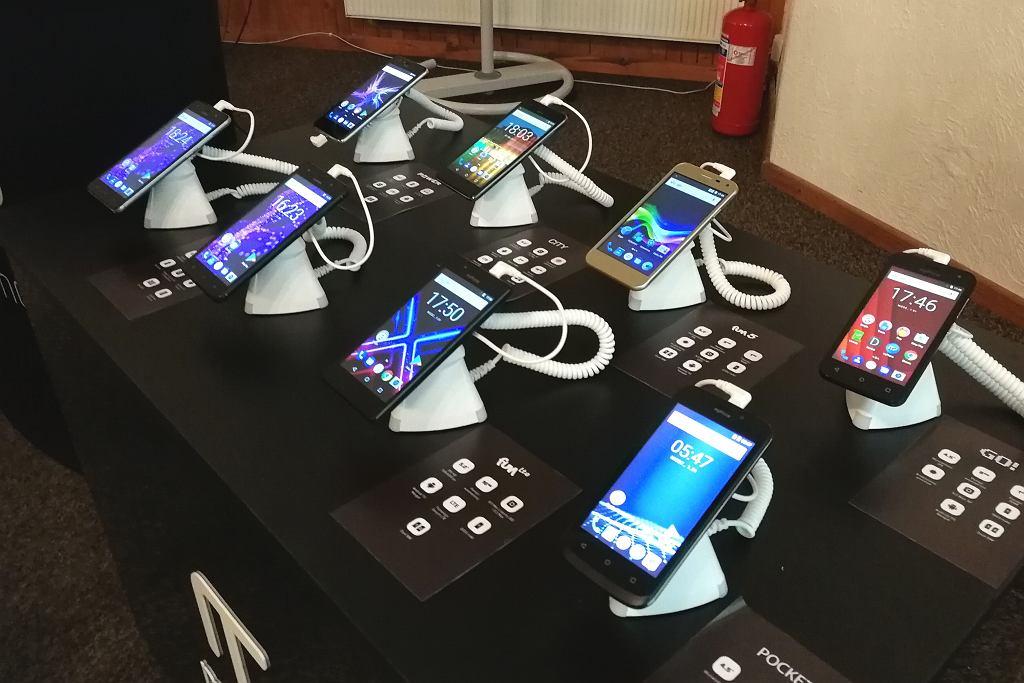 Telefony mPTech - linia myPhone