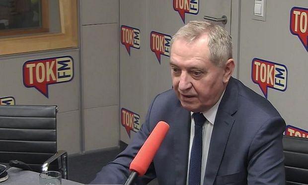Min. Henryk Kowalczyk w TOK FM