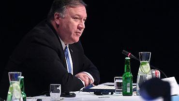 Szczyt Rady Arktycznej.  Sekretarz Stanu USA Mike Pompeo