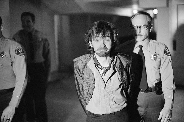 Charles Manson, 1970 r.