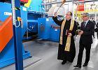Potężna inwestycja MPWiK Rzeszów za ponad 64 mln zł. Kazanie o obrazie uczuć religijnych na dokładkę