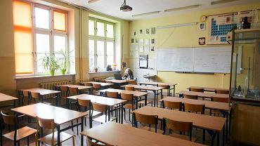 Kiedy wracamy do szkoły? 'Chcielibyśmy to robić z wyprzedzeniem, ale epidemia nas nauczyła pokory'