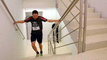 Michał Szaflarski z Warszawa.sport.pl