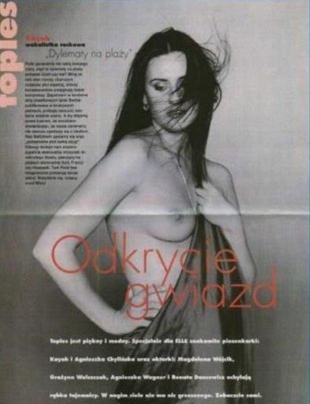 Kayah, Playboy, czerwiec 2003