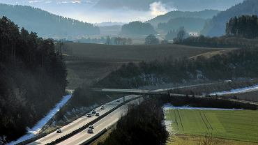 Droga w Tyrolu, Austria