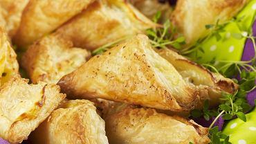 Tiropitakia - greckie pierożki serowe