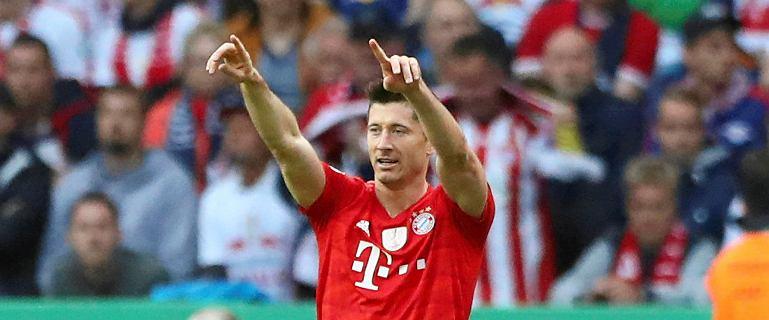 Gol Lewandowskiego! Bayern prowadzi w finale Pucharu Niemiec!