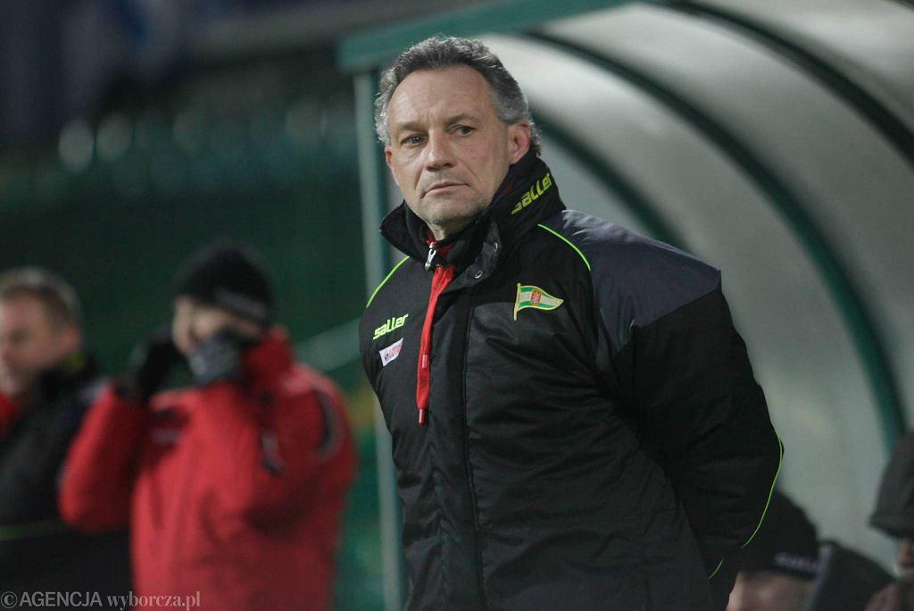 Lechia - Zawisza 2:0. Piotr Nowak