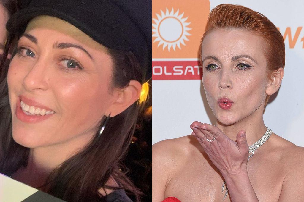 Natalia Kukulska i Katarzyna Zielińska