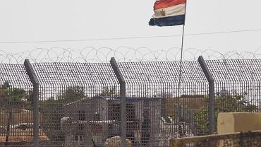 Egipskie wojsko na Półwyspie Synaj, lipiec 2015 r.