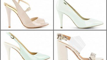 Pastelowe buty marki Badura na wiosnę i lato 2014