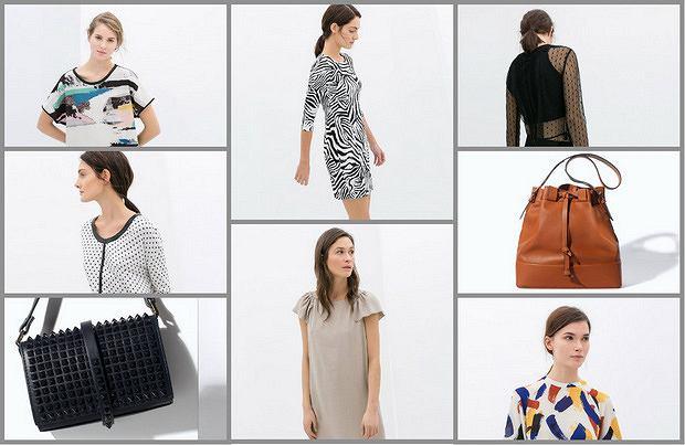 Nowości Zara na wiosnę 2014