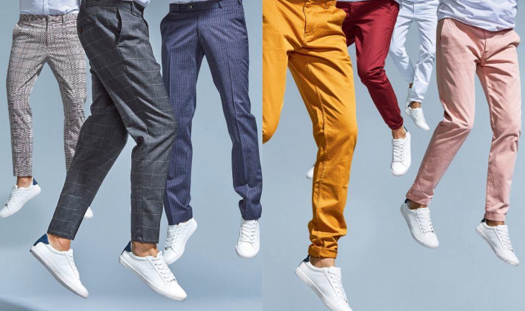 Spodnie na każdą okazję.