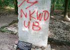 """Wandal zniszczył pomnik upamiętniający pomordowanych Żydów. """"To nie mieści się w głowie"""""""