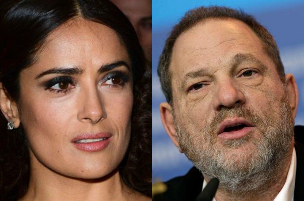 Hayek, Weinstein
