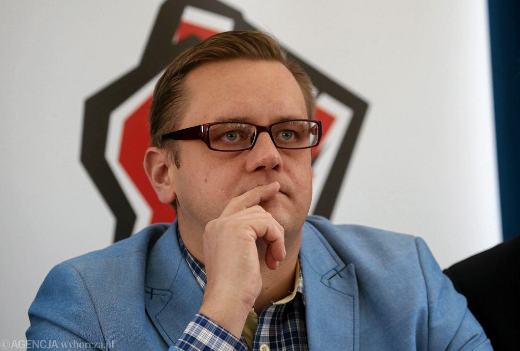 Paweł Tanajno, 22.03.2015 r.