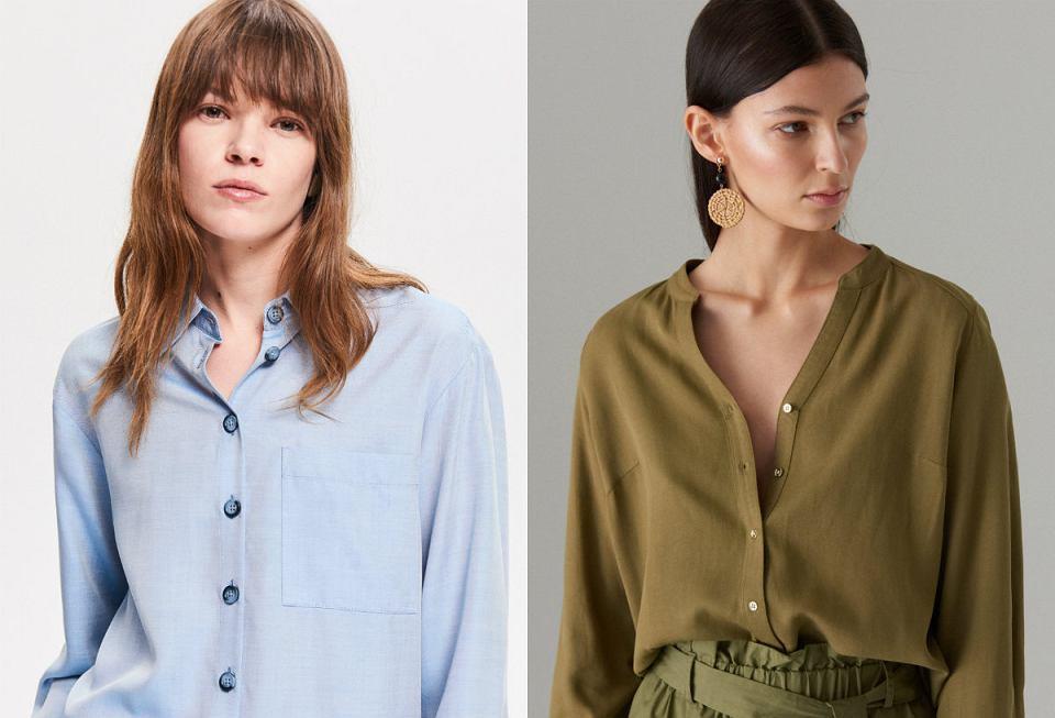 Koszula lniana obowiązkowy element garderoby w upalne dni