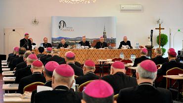 Konferencja Episkopatu Polski w hotelu Maria, Wałbrzych 13.06.2019