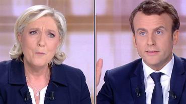 Debata Le Pen - Macron