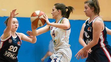 I LIGA. KKS przegrał z VBW GTK Gdynia 72:80. To był ostatni mecz w sezonie, a dla Kariny Różyńskiej także ostatni w barwach olsztyńskiej drużyny.