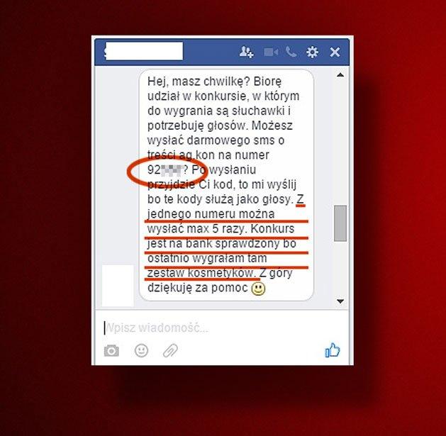 Przekręty na Facebook są coraz bardziej nachalne i wyrafinowane