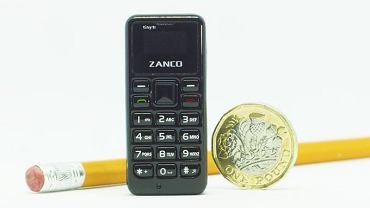 Telefon komórkowy ZANCO tiny t1