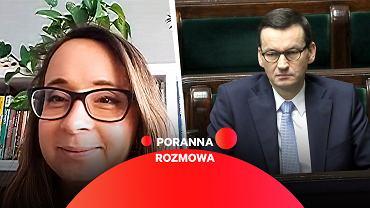 Poranna Rozmowa Gazeta.pl - Marcelina Zawisza