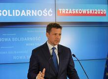 Trzaskowski: Rząd topi miliardy w inwestycje, aby dać pracę kolegom