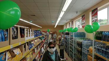Otwarcie marketu Dino przy ul. Nakielskiej w Bydgoszczy